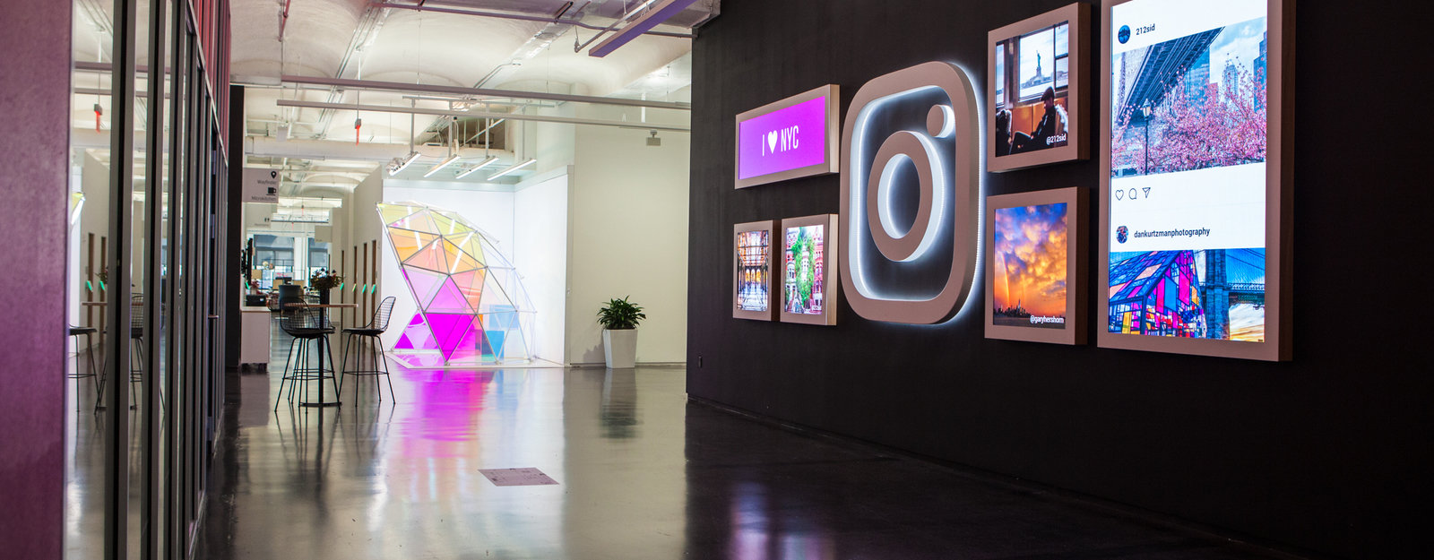 A Look Inside Instagram's New NYC Office - Core77
