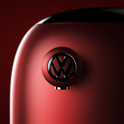What if Volkswagen Designed a Coffee Machine?