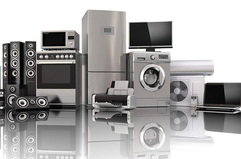used electronics appliances
