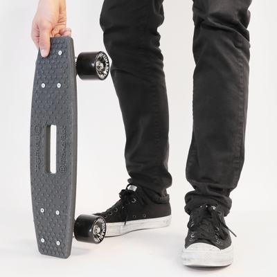 MakerBot Design Series: The 3D Printed Skateboard