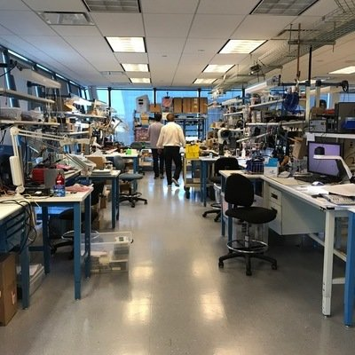 Inside Belkin, Part 1: A Slideshow of Their Facilities, an Industrial Designer's Playground  - Core77