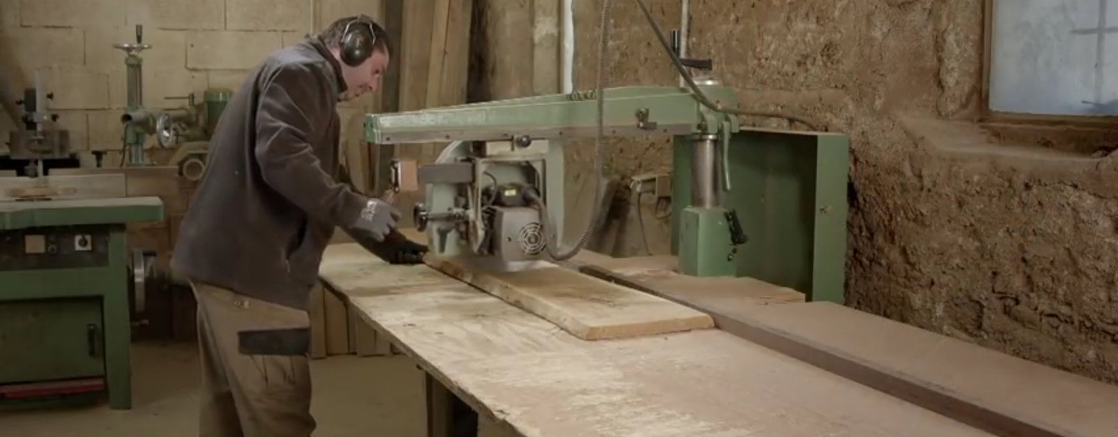 How Parquet Floors are Made - Core77