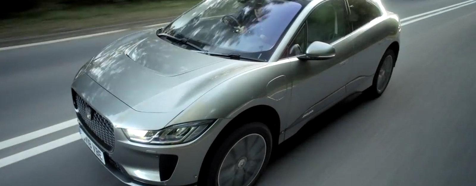 Jaguar Demonstrates the Artificial, Safety-Minded Sounds