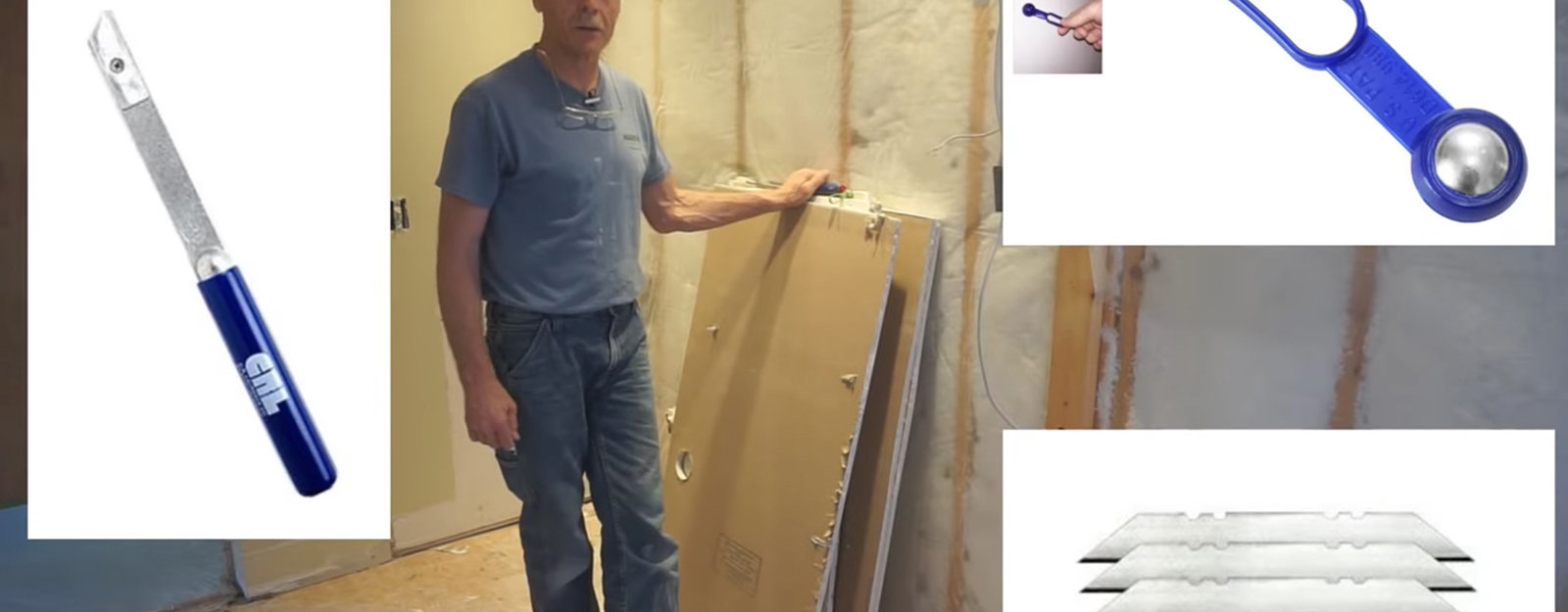 How to Remove Sheetrock with Less Mess - Core77