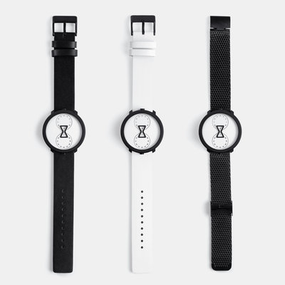 Anton & Irene's NU:RO Watch Offers a Different Approach to Telling Time