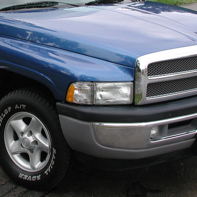 The 1990s Design Tweak that Changed the Course of Pickup Truck Evolution