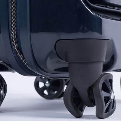 Lucrative Luggage Design: Rolling Carry-On With Unusual Wheels Strikes Kickstarter Gold