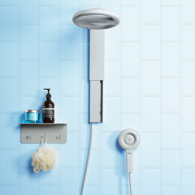 The Incredible Pressure of Building a Shower Head—One With