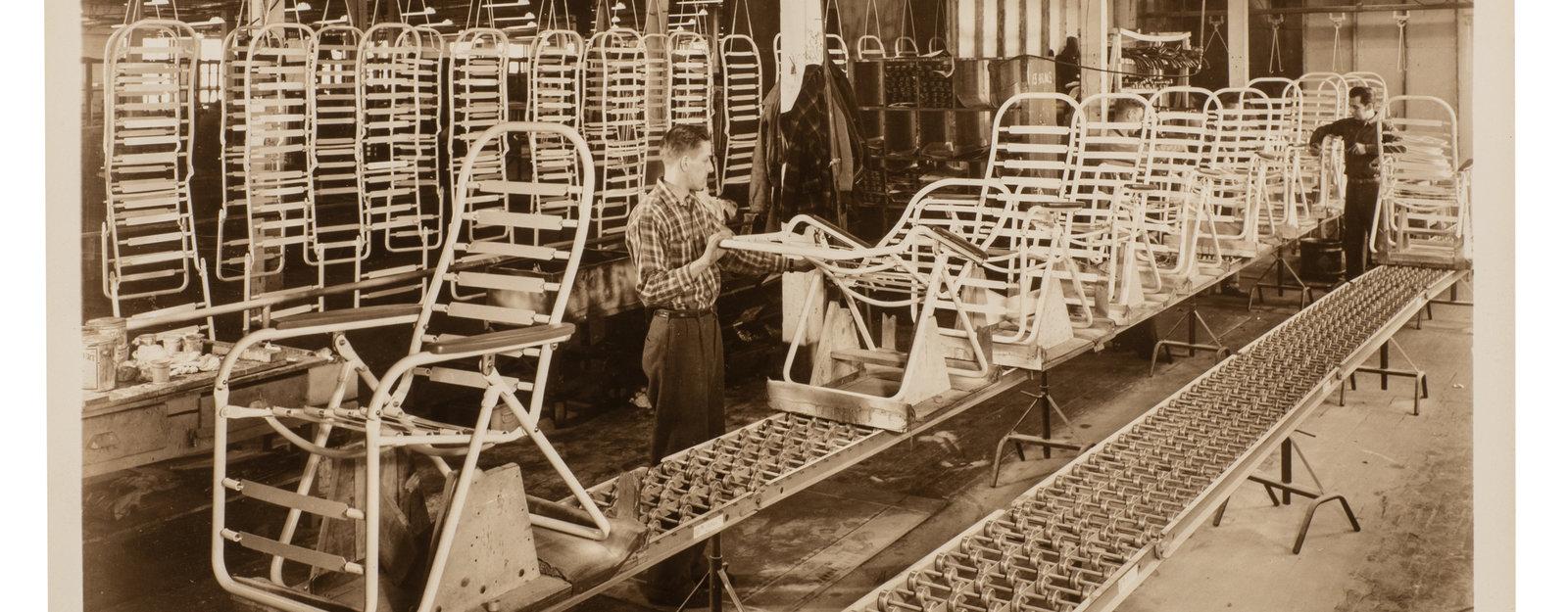Meet Anton Lorenz, the Man Who Brought Tubular Steel