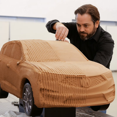 A Look at Six Car Design Specialties, Part 2: The Clay Modeler