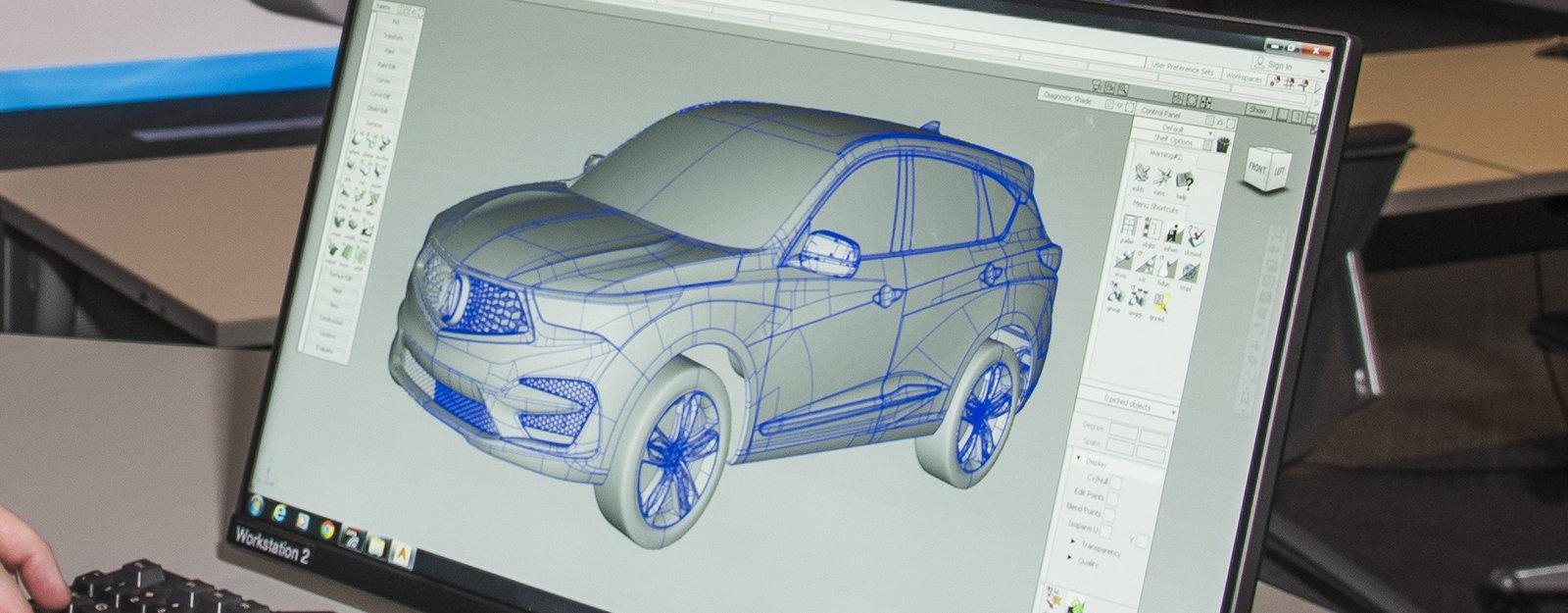 A Look At Six Car Design Specialties Part 3 The Digital Modeler Core77
