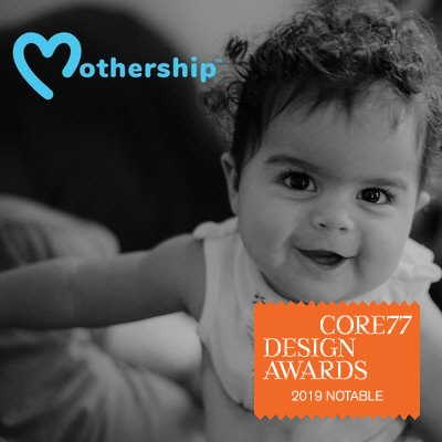 Mothership: Bridging the Gap Between Health Expert and Parent Friend - by Martelle Esposito, Joey Zeledón / Core77 Design Awards