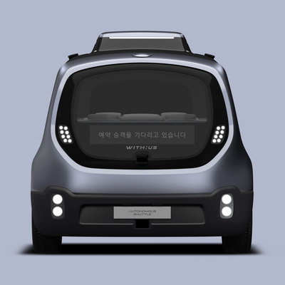 This Self Driving Shuttle Considers the Big Picture of Autonomous Transportation Systems