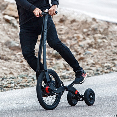 Currently Crowdfunding: An Ergonomic Armrest, a New Halfbike, and More