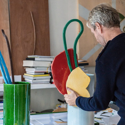 Ronan Bouroullec Discusses Projects Big and Small