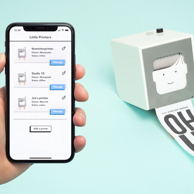 Little Printer Lives Again: Nord Projects Brings the Long-lost IoT Classic Back to Life