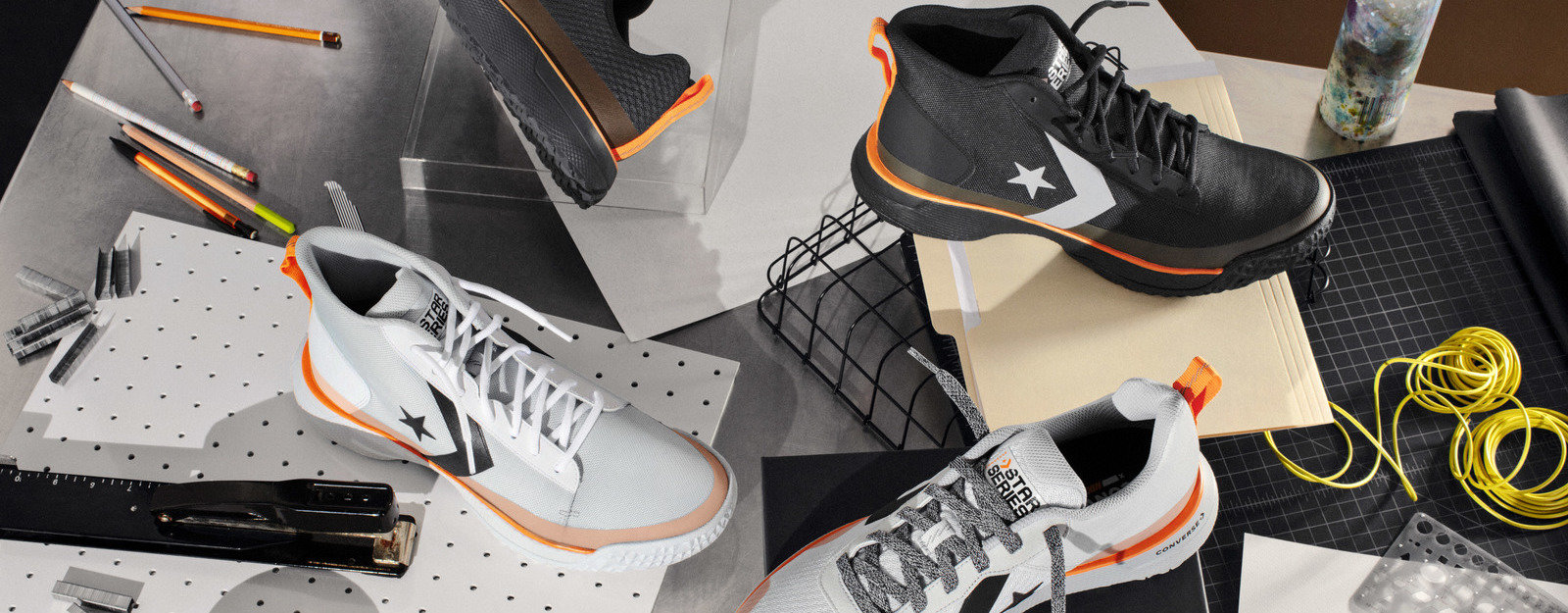 05e7ac7ef8 Converse Enlists Tinker Hatfield for New