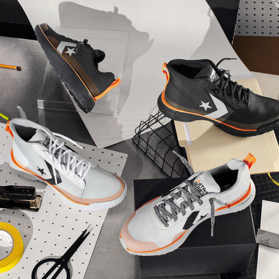 "Converse Enlists Tinker Hatfield for New ""Star Series"": Here's a look Inside the Design Process"