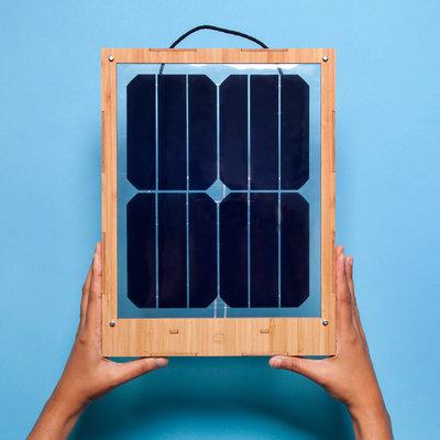 Running on Sunshine, Grouphug's Window Charger Rebrands Environmentalism