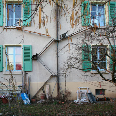Urban Design Phenomenon: Documenting the Brilliant, Quirky Cat Ladders of Switzerland