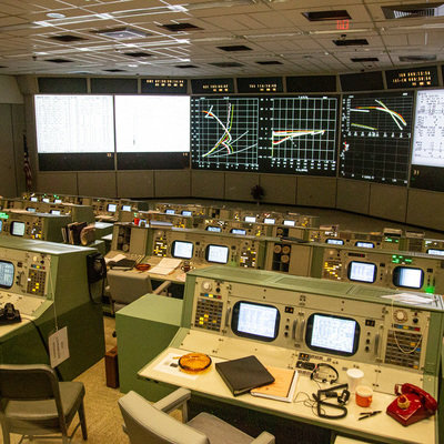 After 50 Years, NASA's Fully-Restored Apollo Mission Control Center is a Perfect Time Capsule