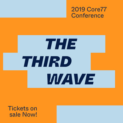 Grab a Ticket Now! Core77 Conference Tickets Are Now Available
