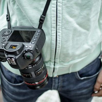 Currently Crowdfunding: A Better Camera Strap, Wireless Ear Buds You Can Charge on Your Wrist, and More