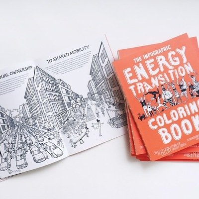 Currently Crowdfunding: A Coloring Book About Climate Change, a Camera That Prints on Receipts, and More