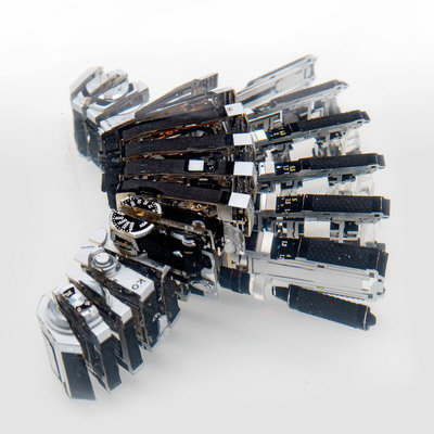 Fabian Oefner's Next-Level Cutaway Sculptures