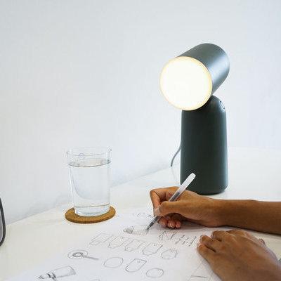 Buddy Table Light - A Friendly Work Companion