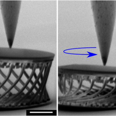 Engineers Develop a Hyper-Compressible Material Using Artificial Intelligence