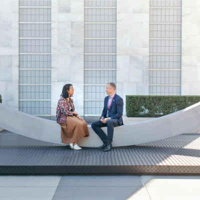 """Civic Furniture Design: Snøhetta and Vestre's Peace Bench, a/k/a """"The Best Weapon"""""""
