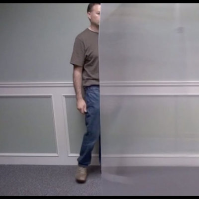 "Check Out This Demonstration of a Working ""Invisibility Cloak"""