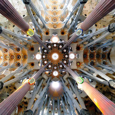 New Photo Book Documents 40 of the World's Most Spectacular Ceilings (Plus One That Couldn't Be Included)