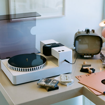 Personal Records: Phonocut Puts a Vinyl Record Factory on Your Desktop