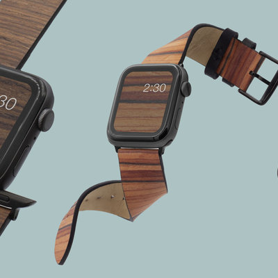 Give Your Smart Watch a Touch of Nature With Bandly