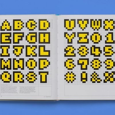 Toshi Omagari's Visual History of Arcade Game Typography from the '70s, '80s and '90s