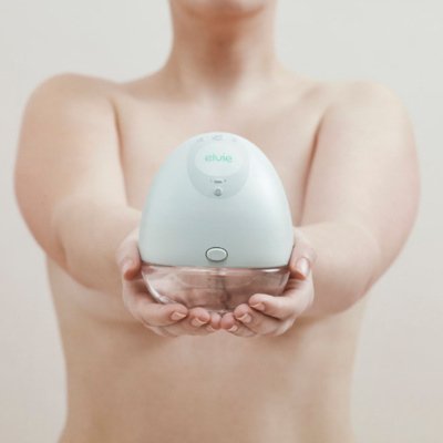 200 Women Were Involved in Designing a Smart, Silent, and Wearable Breast Pump Moms Actually Want