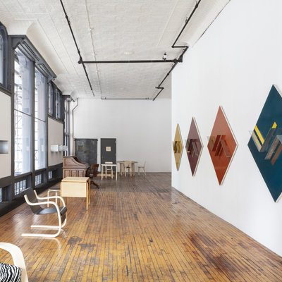 New York Exhibit Showcases Donald Judd's Collection of Works by Alvar Aalto and John Chamberlain
