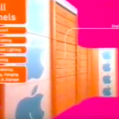 An Apple Store Concept Video From the 1990s
