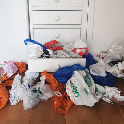 Please, I'm Begging You, Take My Plastic Bags - Core77