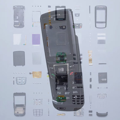 More Product Disassembly Animations from Disillusioned Industrial Designer Dina Amin - Core77