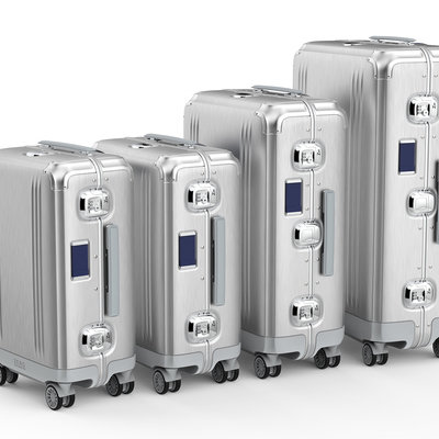 Pensa Tackles Aluminum Luggage Redesign for Zero Halliburton - Core77