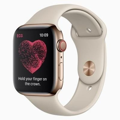 Apple Subsidizing Apple Watches for an Early Stroke Risk Detection Trial - Core77