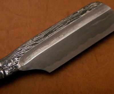 Damascus Steel: Accidental nanotechnology circa 1100 A.D.!