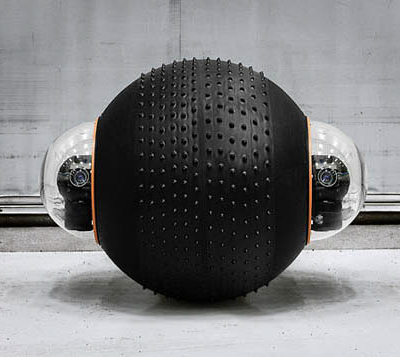 A Sort Of Segway Roomba Pilates Surveillance Ball Core77
