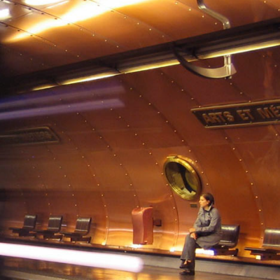 Things We'd Like to See: Subway Stations with Better Lighting