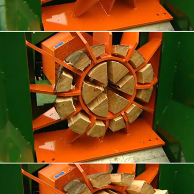 Different Designs For Splitting Logs Core77