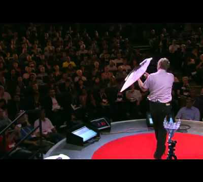 What It Takes to Get a Standing Ovation at Your TED Talk