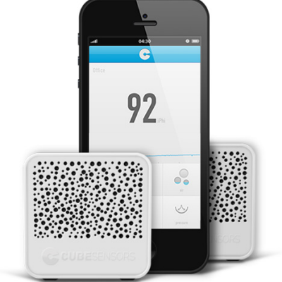 Cube Sensors: Design to Improve (or Blame) Your Indoor Environment